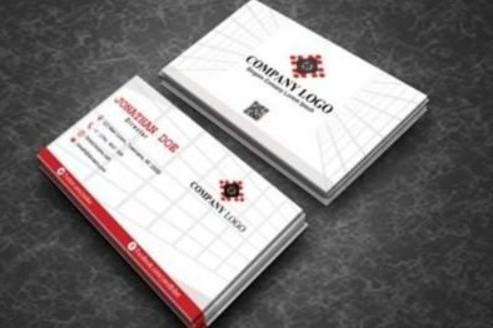 قالب آماده کارت بیزینس Creative Business Cards Template 1589591